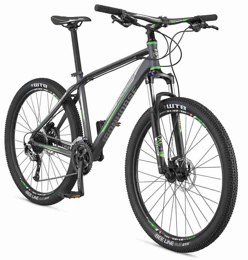 Iron Horse Mountain bike review