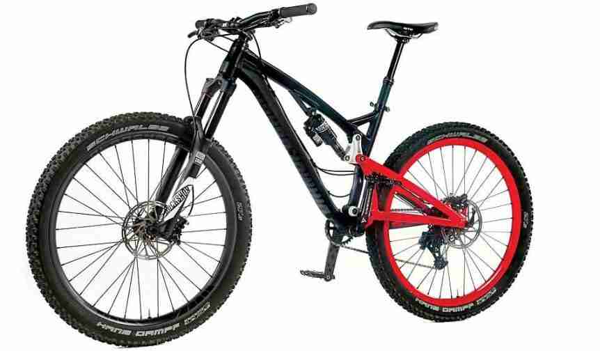 Best full suspension bike under 3000