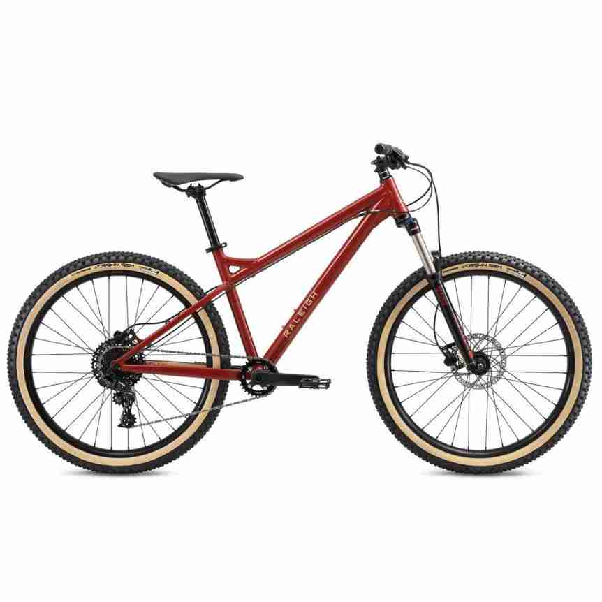 raleigh mountain bike reviews