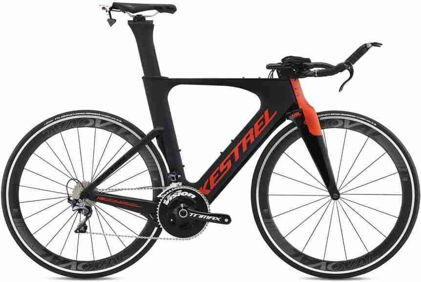 tri bike vs road bike with aero bars