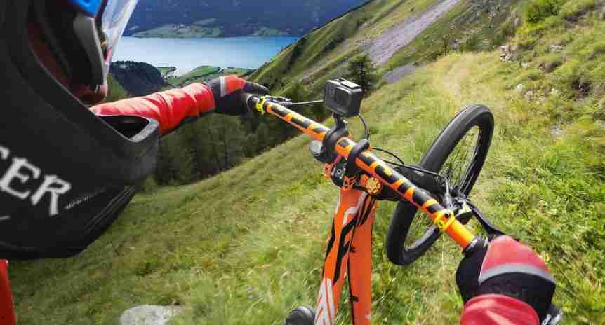 Best GoPro for mountain biking