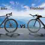 Road bike vs Triathlon bike
