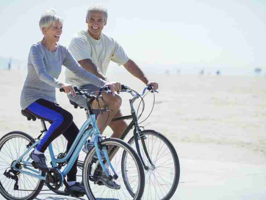 Best Hybrid Bike for Seniors