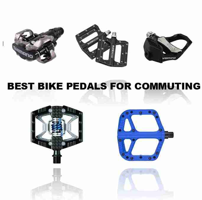 Best Bike Pedals for Commuting