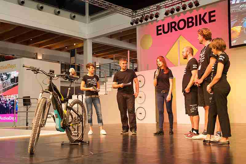 Eurobike Review